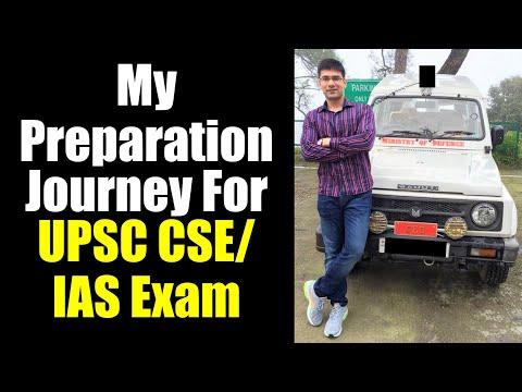 My Preparation Journey For UPSC CSE/ IAS Exam || Why & How I Cracked UPSC CSE