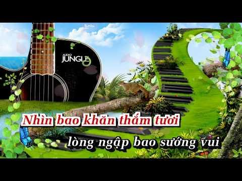 | Karaoke HD | Khăn Quàng Thắm Mãi Vai Em - Âm Nhạc Lớp 4