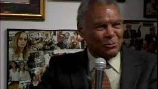 Paul Robeson Jr at Harlem Speaks