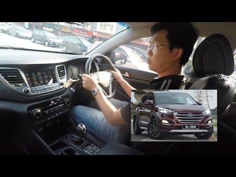 Hyundai Tucson 1.6 Turbo FWD Malaysia Review | EvoMalaysia.com