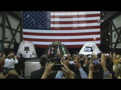 Pence vows NASA will 'return to the Moon'