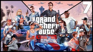 Grand Theft Auto Online #7 - Uprawa Marihuany  (Gameplay, PL Let's play)