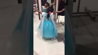 """Ceritanya """" princess ELSA - FROzen"""" - ARACAN"""