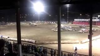 Demolition derby accident kills one in Montana