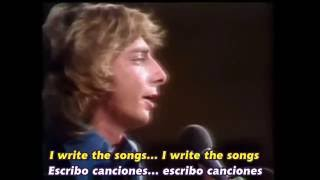 Watch Barry Manilow I Write The Songs video