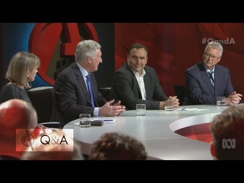 Q&A: ISIS and Iraq War hot topics for John Hewson, Michael Ware