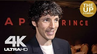Colin Morgan interview on The Happy Prince, Rupert Everett's debut film and biopic on Oscar Wilde