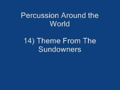 14) Theme From The Sundowners.wmv