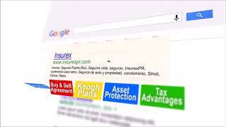 Insurex Google commercial