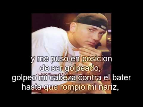 Eminem - Brain damage Subtitulada traducida