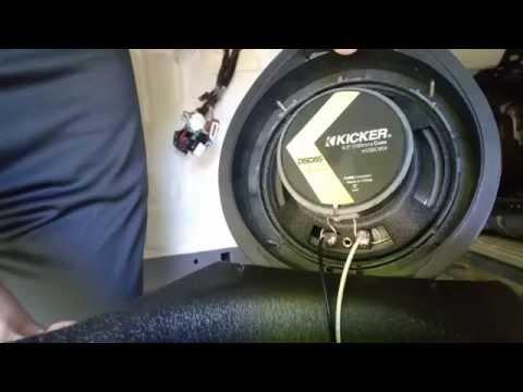 07-13 Silverado/Sierra Bad Door Speakers (Fixed)