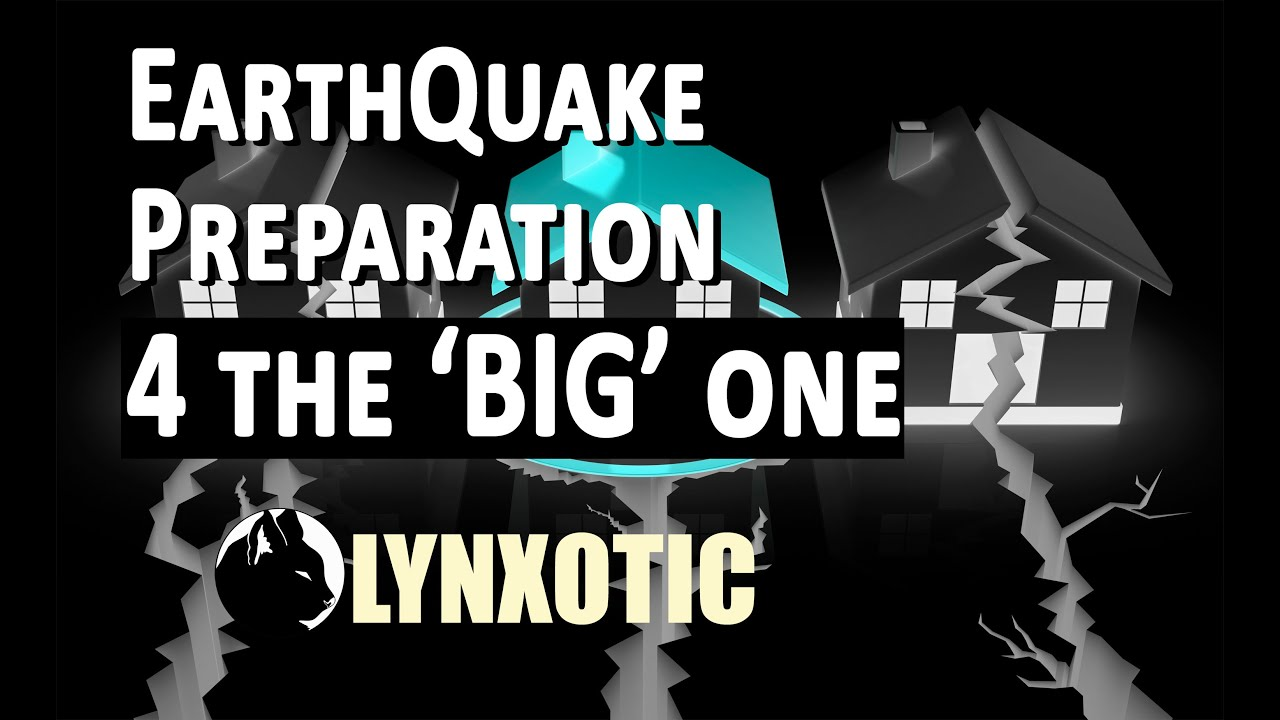 Earthquake Preparation for the 'Big' One