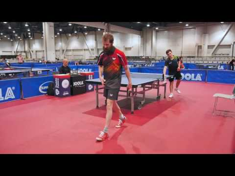 2016 U.S. Open Hardbat Open Final