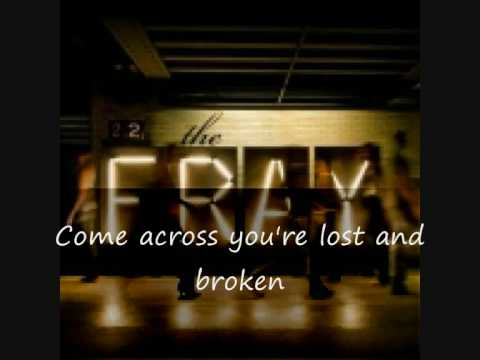 The Fray - Say when with lyrics - YouTube