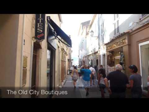 A visit to St. Tropez