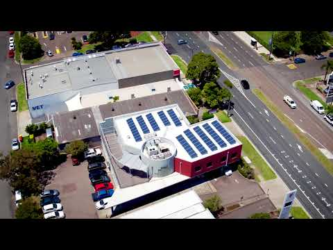 Solar Australia Commercial Jobs Part 1.