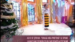 Maria Luiza Mih - colinde