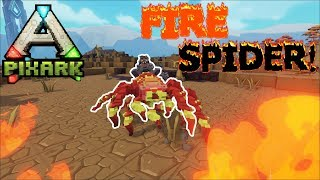 FIRE SPIDER TAMING & EXPLORING DOOMLANDS! Let