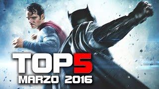TOP 5 FILM AL CINEMA Marzo 2016 [HD]