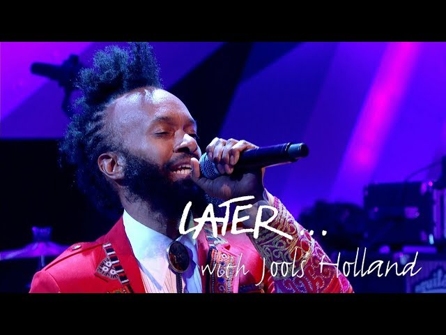 Fantastic Negrito performs Plastic Hamburgers on Later... with Jools Holland