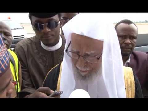 Jibwis Recieves World Muslim League Chairman
