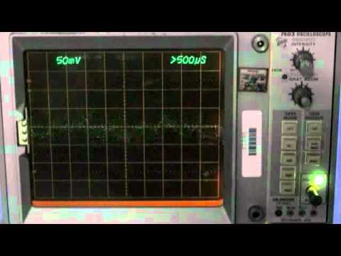 Oscilloscope Music - Freelance Whales