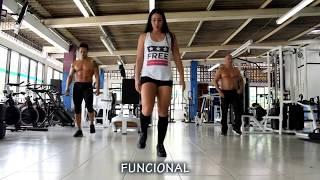 rutina de cuatro minutos, Training Tabata - Functional - Holistic S.E.I