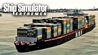 Ship Simulator Extremes - Destroyed My Cargo Ship | Free Roam Gameplay & First Look