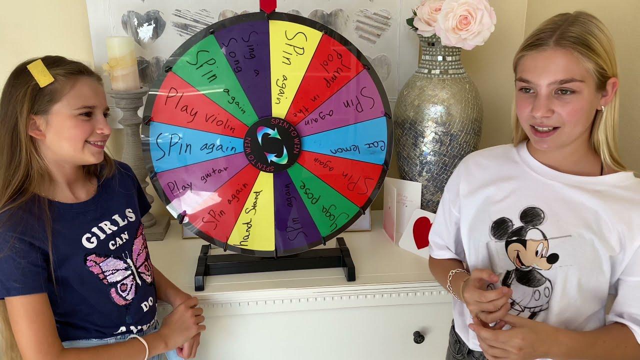 Musical Challenge - Karolina Protsenko is teaching Barvina how to play violin and guitar