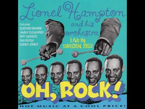 Lionel Hampton & Clifford Brown - 1953 - Oh, Rock! - 07 I Only Have Eyes For You