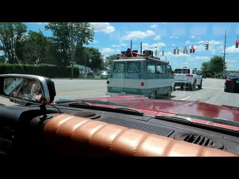 Hot Rod Power Tour Day 7 2019 Fort Wayne IN To Norwalk OH