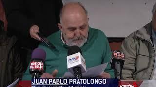 23 04 19  JUAN PABLO PRATOLONGO  Convencional Constituyente Lago Puelo   Respuesta al Intendente Iba
