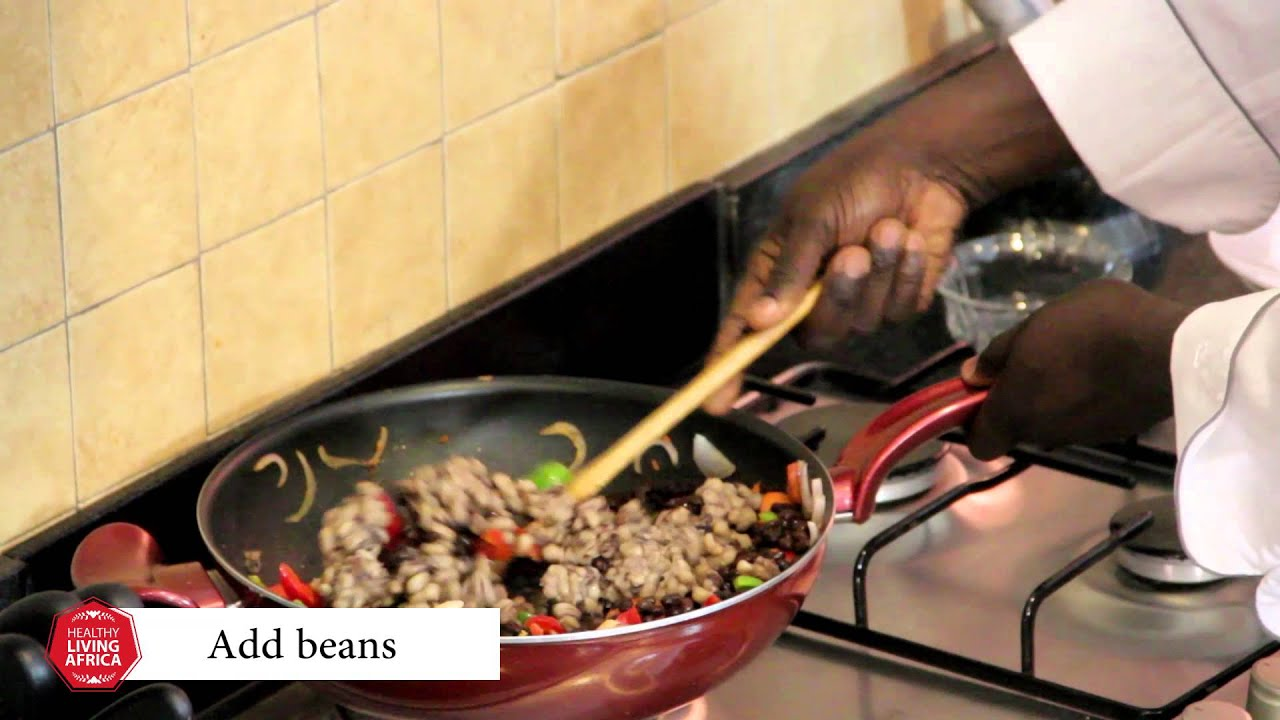 HEALTHY LIVING AFRICA: Low Salt Recipes - Fish and Beans