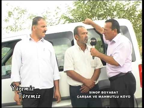Yöremiz Töremiz - Sinop Boyabat Çarşak ve.mahmutlu köyü 03_240814.avi
