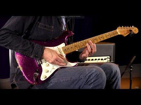 "Fender Custom Shop Dealer Select Wildwood ""10"" '55 Stratocaster Heavy Relic  •  SN: R85847"