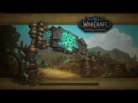 Destro warlock play 2s with holy paladin WoW Bfa 8.2