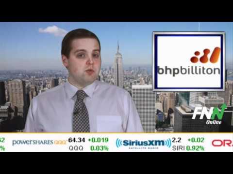 "BHP Billiton May Be Preparing ""Multi-Billion"" Walter Energy Bid: Telegraph"