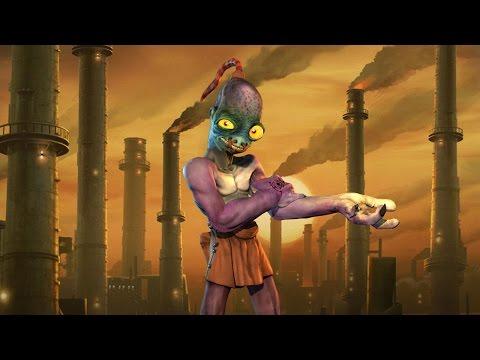 Oddworld: New 'n' Tasty - Launch Trailer #1