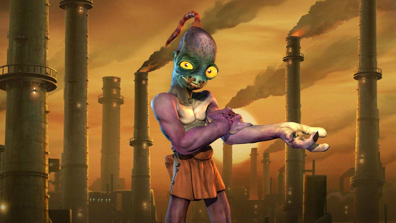 Oddworld New N Tasty Lösung