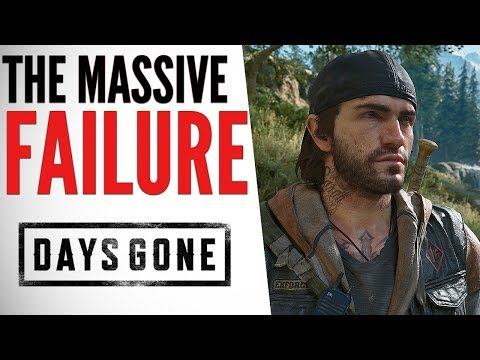 Days Gone is OFFICIALLY SCREWED