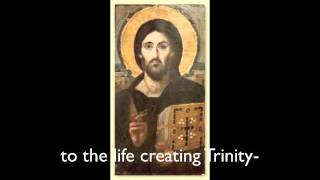 Cherubic Hymn- A. Kastorsky (english)