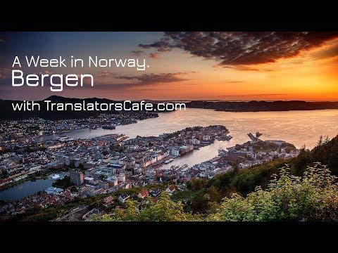 A Week In Norway  Bergen