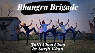 Jutti Choo Choo | Surjit Khan | Bhangra Brigade | Reunion Video | Punjabi Songs