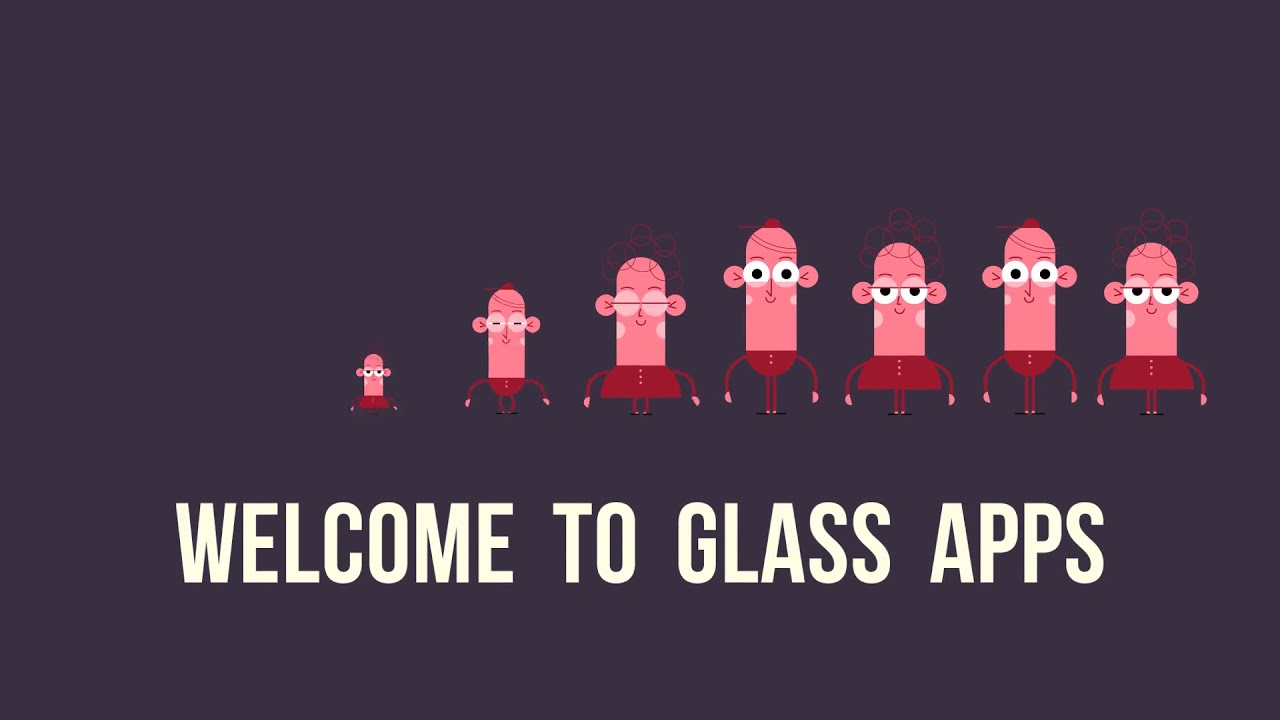 Glass Apps : Intelligent Glass