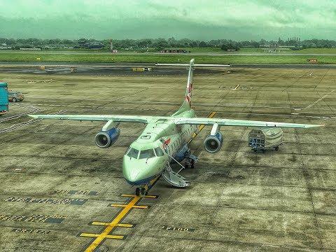 Sun Air | Dornier 328 Jet | MAN-BLL | Economy
