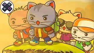 Ударный отряд КОТЯТ из STEAM 16 УРОВЕНЬ и ТЮРЬМА   Мультик ИГРА Strike Force Kitty