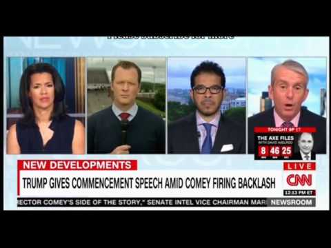 CNN Panel discussion Democrats have no chance of Impreaching Trump Republicans will get no help with