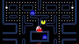 Pacman Gameplay [1]: Beginner