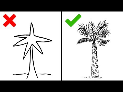 20 DRAWING TRICKS || EASY DRAWING TUTORIAL