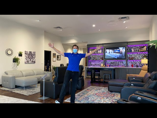 Cinematech Showroom Walkthrough! The Premium Home Theater Experience
